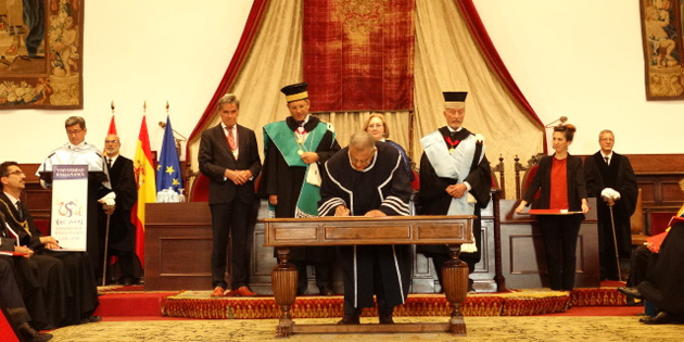 DAÜ, Observatory Magna Charta Universitatum sözleşmesi'ne imza attı
