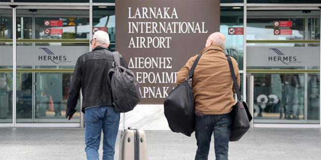 Güney Kıbrıs'ta ikamet edenlerin yurtdışı seyahatlerinde yüzde 80,3 azalma