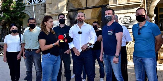 KTAMS, Kaza Mahkemeleri Tebliğ ve İcra Memurluklarında grev yapıyor