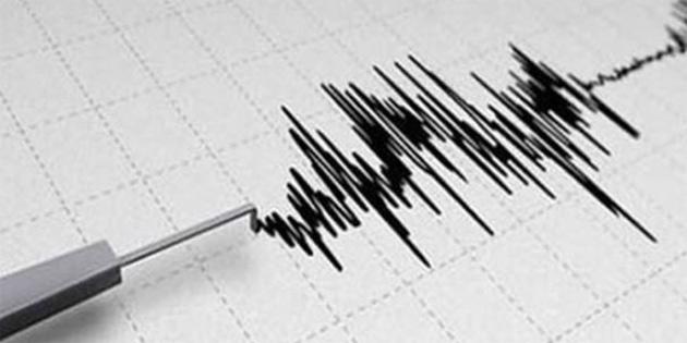 Limasol yakınlarında 3.8 büyüklüğünde deprem oldu