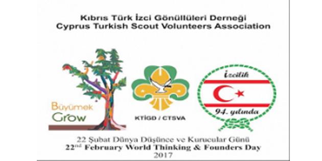 İzci Gönüllüleri Derneği, Dünya Düşünce ve Kurucular Günü dolayısıyla mesaj yayınladı