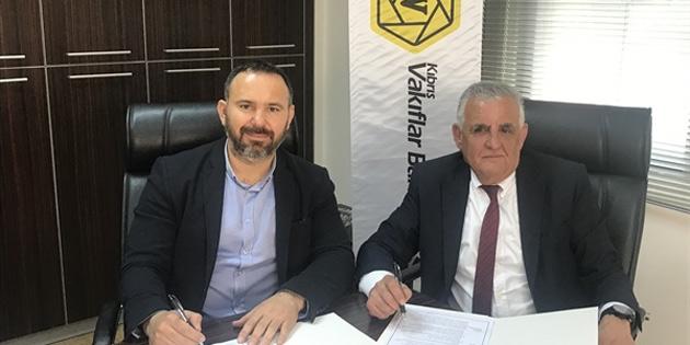 KTAMS ile Vakıflar Bankası arasında toplu iş sözleşmesi imzalandı