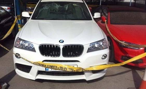 İspanya'da çalınan arabalar, Portekiz'den Güney Kıbrıs'a ithal edildi...
