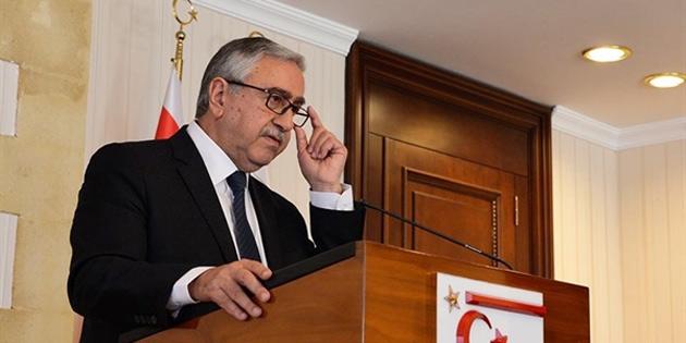 Cumhurbaşkanı Akıncı tüm Türkiye'ye başsağlığı diledi