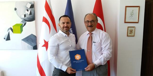 KTAMS ve KİÜ arasında işbirliği anlaşması imzalandı
