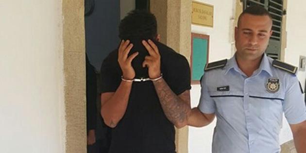 İş yerinin parasını ve cep telefonunu çalan şahıs tutuklandı