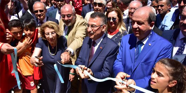 Alparslan Türkeş Müzesi açıldı