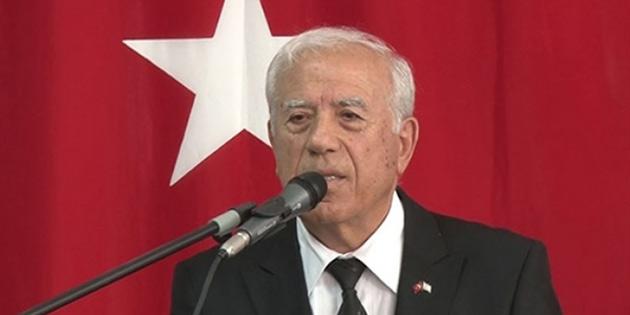 Kıbrıs TMT Mücahitler Derneği Genel Başkanı Bora ortaklık devleti düşüncesinin kaygı verici olduğunu savundu