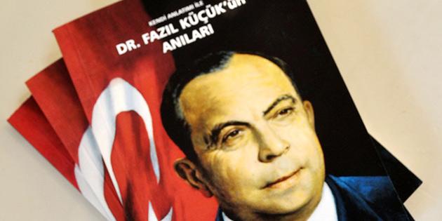"""""""KENDİ ANLATIMI İLE DR. FAZIL KÜÇÜK'ÜN ANILARI"""""""