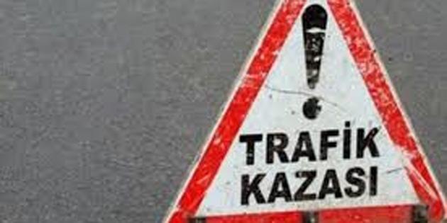 Gemikonağı'nda trafik kazası: 1 kişi yaralandı