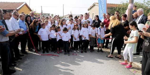 """Muratağa'da """"Köylerimizde çiçek açıyor"""" etkinliği yapıldı"""