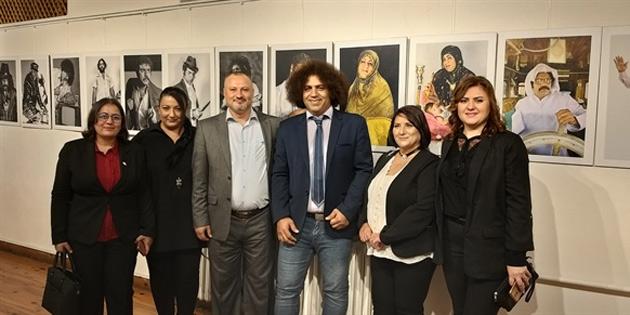 Mormenekşe Kadınlar Birliği Derneği, Trabzon'da 11. Uluslararası Sanat Günleri etkinliğine katıldı