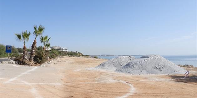 İskele Boğaz'da Boğaz Rekreasyon alanı projesinin ikinci etabına başlandı