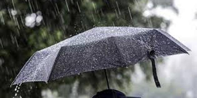 Beyarmudu, Kırıkkale ve Akdoğan bölgesi yağış aldı
