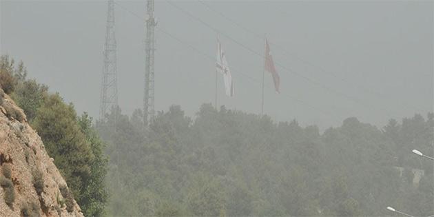 Meteoroloji Dairesi'nden tozlu hava uyarısı