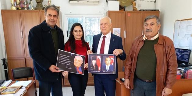 Töre Değirmenlik Lisesini, Değirmenlik İlkokulunu ve Şht. Mehmet Eray İlkokulunu ziyaret etti