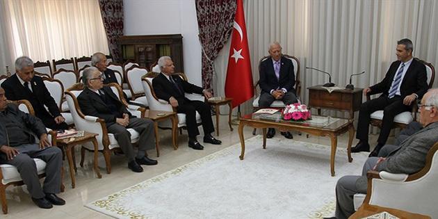 """""""Türk tarafının iyi niyetli teklifleri doğru değerlendirilmeli"""""""