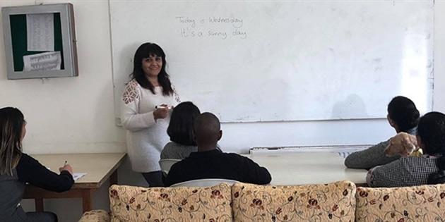 LTB'nin Merkezi Cezaevi'ndeki İngilizce kursları devam ediyor