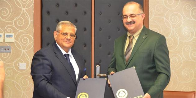 DAÜ ile İTÜ-KKTC ortak sertifika programı düzenleyecek
