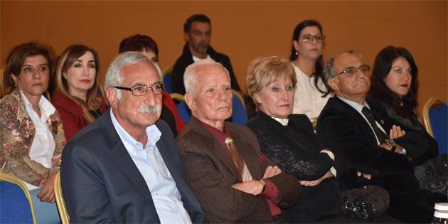 Neriman Cahit ve Mahmut İslamoğlu onuruna etkinlik düzenledi