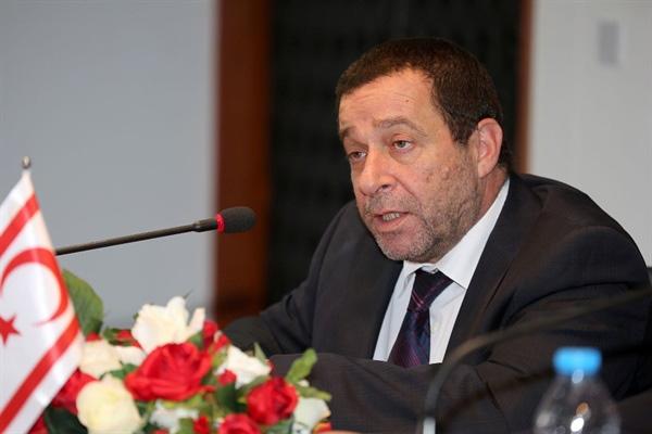 DP Genel Başkanı ve Maliye Bakanı Serdar Denktaş'ın 23 Nisan mesajı