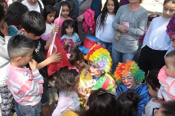 DP Lefkoşa kadın örgütü'nden çocuk festivali