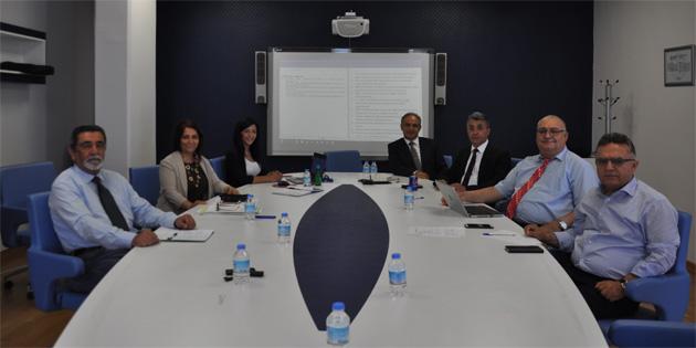 """Dekanlar konsey kurdu: """"EFDEK-KKTC"""""""