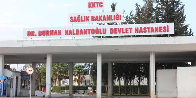 Devlet hastanesinin ameliyathanesinde tıbbi teçhizat eksik