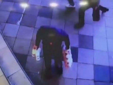 Girne'deki bir döviz bürosunda soygun meydana geldi
