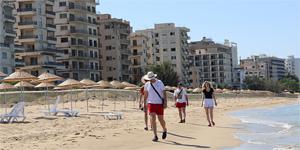 Kapalı Maraş'ın ziyaretçi sayısı 150 bine ulaştı