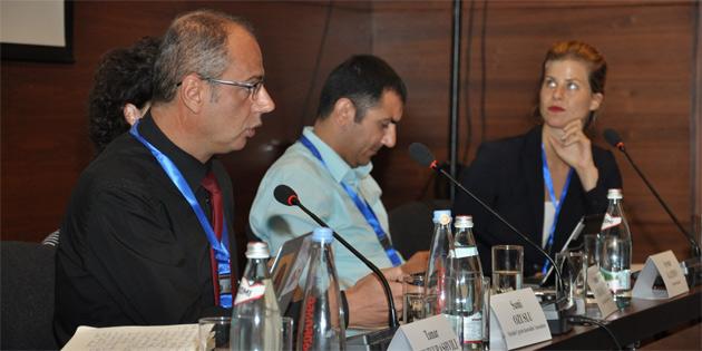 AGİT Basın Özgürlüğü Temsilciliği'nin Güney Kafkasya konferansı