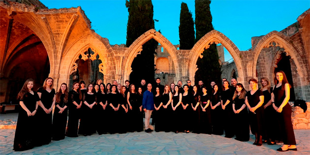 Otello çoksesli korosu, Ohrid Korolar Festivali'ne katılıyor