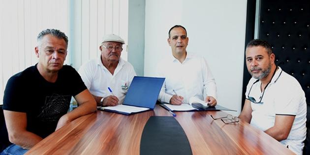 LTB yağmur suyu drenaj yapımı ihalesinin sonuçlandırıldığını ve ilgili sözleşmelerin imzalandığını kaydetti
