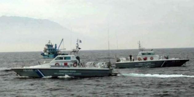 KKTC karasularına kanunsuz giriş yapan 5 şahıs tutuklandı