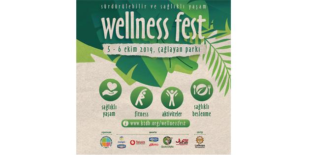 Wellness Fest 5-6 Ekim'de Çağlayan Park'ta