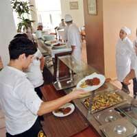 Daü'den aşçılık programları