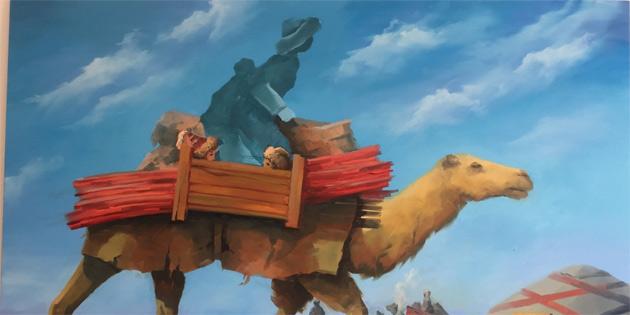 Kıbrıs Modern Sanat Müzesi için hazırlanan 227 eserden oluşan 9 sergi Perşembe günü açılacak