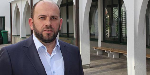 Karadağ Müftüsü Rifat Feyziç, yarın KKTC'ye geliyor