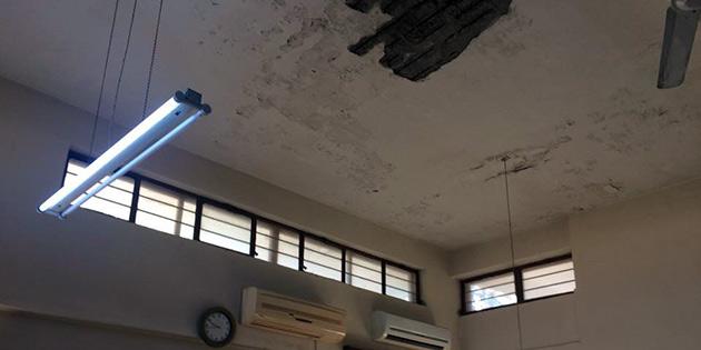 """YDP:"""" İskele sosyal sigortalar dairesi yıkılmayla karşı karşıya'"""