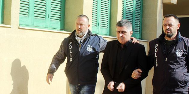 GİRNE'DE EŞKIYALIĞA 4.5 YIL HAPİS