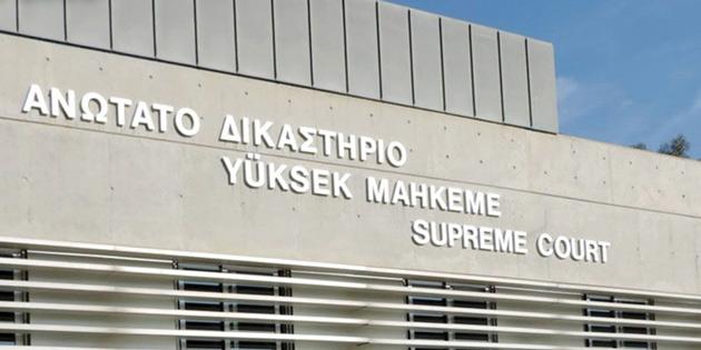 Kıbrıslı Türk'ün Rum Yüksek Mahkemesi'ne başvurusu reddedildi
