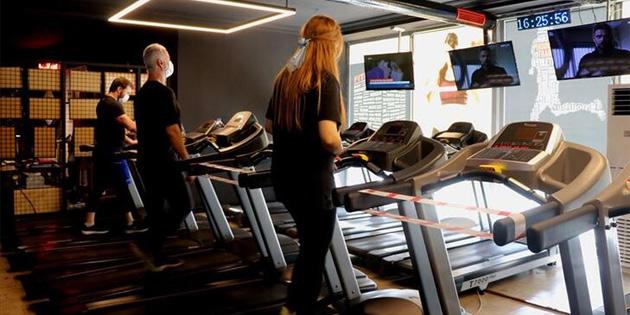 27 Mayıs'ta açılacak spor salonlarında virüse karşı alınması gereken önlemler açıklandı