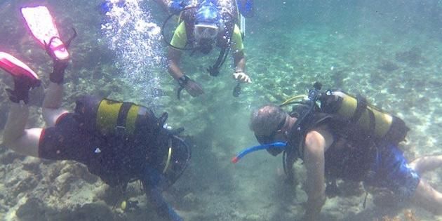 KKTC'nin ilk su altı araştırma örgütü kuruluyor