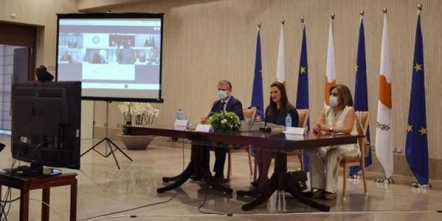 """""""East Medıterranean Gas Forum"""" kuruluş sözleşmesi imzalandı"""
