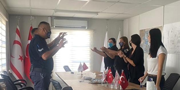 Sağlık Bakanlığı Covid-19 eğitimlerine devam ediyor