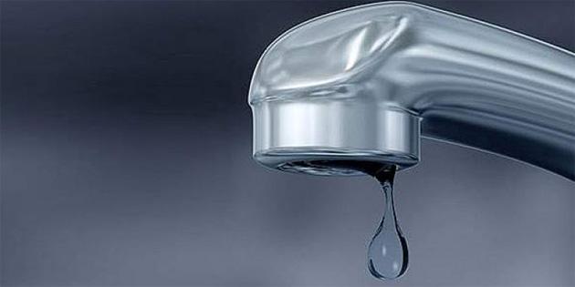 Girne ve bazı yerlerde su kesintisi olacak