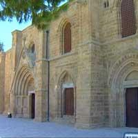 Lefkoşa'nın tarihi binaları