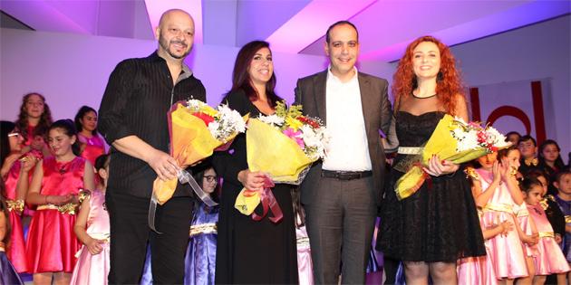 LBO Çocuk ve Gençlik Korosu yeni yıl konseri verdi