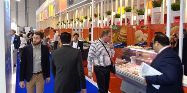 'Dubai gulfood gıda fuarı' sona erdi