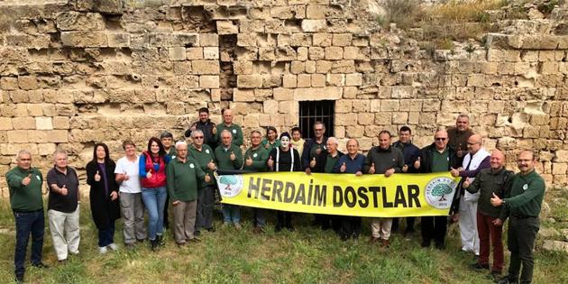 Mağusa hamamlarının restore edilerek kullanıma sunulması talep edildi